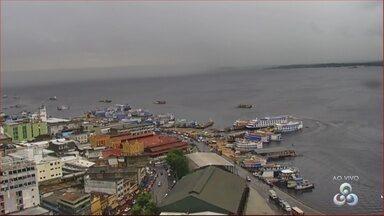 Manaus tem terça-feira com chuva - Veja informações sobre o clima.
