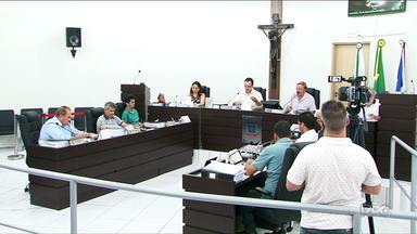 Um dia após última sessão ordinária, vereadores de Cianorte voltam a se reunir - Eles fizeram uma sessão extraordinária nesta terça-feira, 12, para discutir projetos pendentes.