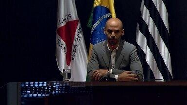 Marques fala sobre cargo de coordenação das categorias de base do Atlético-MG - Marques fala sobre cargo de coordenação das categorias de base do Atlético-MG
