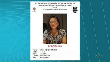 Mãe e filho são encontrados em Cambé - A Polícia divulgou agora há pouco novas informações sobre mãe e filho que desapareceram na terça-feira em Londrina. Os dois foram encontrados no fim da tarde de quarta em Cambé num hotel.