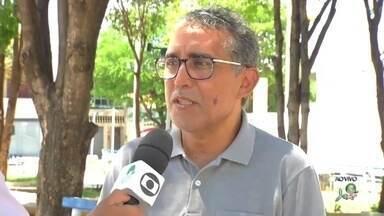Especialista fala sobre as previsões de chuvas no estado - Saiba mais em g1.com.br/ce