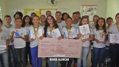 Filme produzido por estudantes ganha prêmio nacional - Saiba mais em g1.com.br/ce
