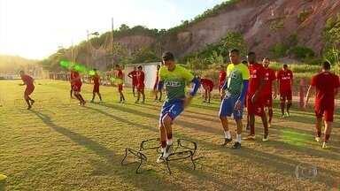 Elenco do Náutico se reapresenta e começa preparação para a temporada 2018 - Além do Campeonato Pernambucano, Timbu disputa a Série C do Brasileirão.