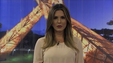 Veja os destaques do JA 2ª edição desta quinta-feira (14) - Entre os principais assuntos está grande número de estragos por causa das chuvas em Goiânia.