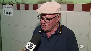 """TV Asa Branca começa entrega das doações da campanha """"Natal Mágico"""" - Entrega foi feita no Lar Padre Teôfinio."""
