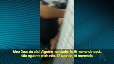 Paciente implora por atendimento no Hospital de Urgência de Sergipe e morre - Segundo familiares, a demora no socorro agravou a situação.