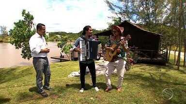 Conheça um grupo de músicos que faz questão de preservar o forró tradicional - Conheça um grupo de músicos que faz questão de preservar o forró tradicional.