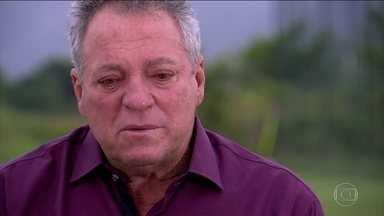 Técnico Abel Braga relembra perda do filho e trajetória do Fluminense em 2017 - Técnico superou dor pessoal e revela como lidou com a perda através do esporte