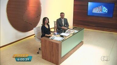 Confira os destaques do Bom Dia Goiás desta segunda-feira (18) - Transtornos causados pela chuva no fim de semana estão entre as reportagens.