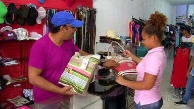 Comércio em Taquaralto abre no domingo e fatura com as compras de Natal - Comércio em Taquaralto abre no domingo e fatura com as compras de Natal