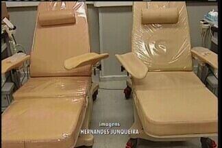 Prevendo baixo estoque de sangue, Hemocentro de Uberaba convoca doadores antes das férias - Paulo Roberto Juliano Martins, coordenador da regional na cidade, faz alerta.