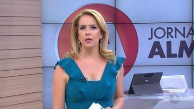 Confira a íntegra do Jornal do Almoço desta segunda-feira (18) - Assista ao jornal.