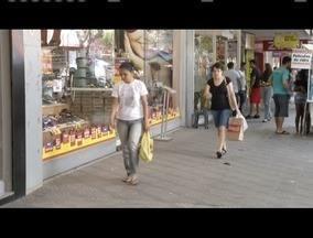 Comércio da região tem horário especial para as compras de Natal - Segundo o Sidi comercio a mudança do horário é opcional.