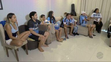 Família do atacante Jael assistem a final do Mundial de Clubes - Família do atacante Jael assistem a final do Mundial de Clubes