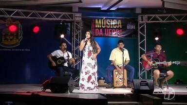 3º Festival de Música da Ufopa é realizado em Santarém e atrai público - 10 canções foram apresentadas ao público.