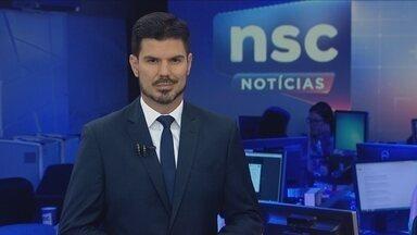 Confira os destaques do NSC Notícias desta segunda-feira (18) - Confira os destaques do NSC Notícias desta segunda-feira (18)