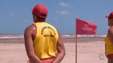 Praia do Cassino se prepara para receber os veranistas na temporada - Assista ao vídeo.