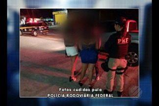 Adolescentes em situação de risco são resgatados em operação da PRF no Pará - Os adolescentes estavam em bares e postos de combustíveis em balneários da região do Salgado.