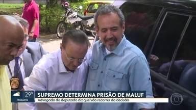 SP1 - Edição de quarta-feira, 20/12/2017 - O deputado Paulo Maluf se entregou à Polícia Federal, na Lapa. E mais as notícias da manhã.