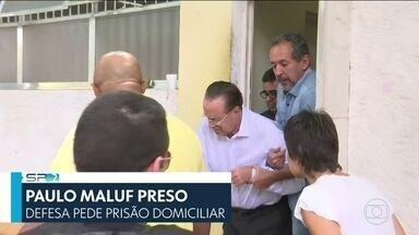 SP2 - Edição de quarta-feira, 20/12/2017 - Justiça determina transferência imediata de Paulo Maluf para uma ala de idosos do presídio da Papuda, em Brasília. E mais as notícias do dia.