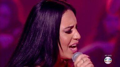 Samantha Ayara canta 'Who You Are' - Técnicos ficam impressionados com a apresentação