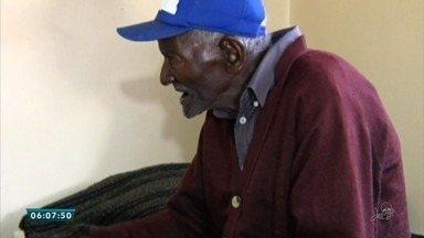 Cearense que podia ser o mais velho do mundo morre aos 129 anos - Saiba mais em g1.com.br/ce
