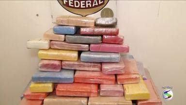 PF apreende veleiro alemão lotado com cocaína em Paraty, RJ - A operação contou com a ajuda de agentes ingleses na ação que faz parte do combate ao tráfico internacional de drogas.