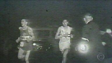 Histórias da São Silvestre: Criada em 1924, a corrida era noturna e transmitida pelo rádio - Histórias da São Silvestre: Criada em 1924, a corrida era noturna e transmitida pelo rádio