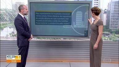 Márcio Rachkorsky tira dúvidas sobre a segurança em condomínios - O especialista também fala sobre lei do silêncio, responsabilidade em caso de acidentes e direitos do inquilino.