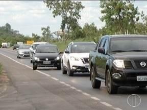 Polícia Militar Rodoviária alerta sobre os cuidados no trânsito no fim de ano e férias - Parada para descansar é uma das dicas.