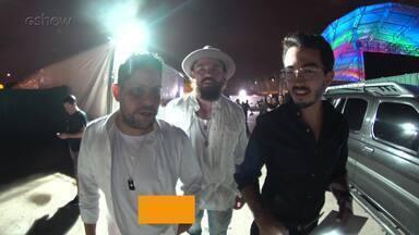 Confira a entrevista da dupla Jorge e Mateus - Jorge revela seu desejo de viajar o mundo