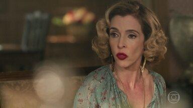 Alzira revela insatisfação com namoro de Celina e se desentende com Bernardo - Pepito sugere novo nome para geleia