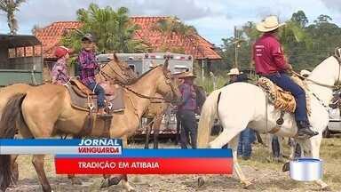 Cavalhada movimenta Atibaia - São mais de 265 anos de história.