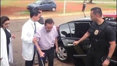 Laudo do IML declara que Maluf pode permanecer na Papuda - Advogados alegam que ele tem 86 anos, problemas de saúde e que precisa cumprir pena em casa.