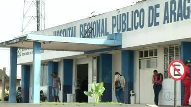 Jovem que morreu em acidente de moto é enterrado em Araguaína - Jovem que morreu em acidente de moto é enterrado em Araguaína