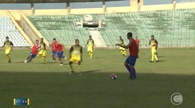 Piauí EC e Timon-PI realizam jogo preparativo mirando competições da próxima temporada - Piauí EC e Timon-PI realizam jogo preparativo mirando competições da próxima temporada