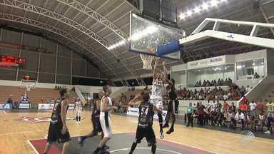 Basquete do Vitória volta a Cajazeiras para enfrentar o Basquete Cearense, pelo NBB - O jogo acontece nesta quarta-feira (27) ás 18h30, no ginásio poliesportivo de Cajazeiras.