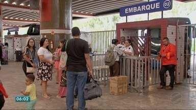 Os direitos de quem vai viajar de ônibus; bagagem acima do peso pode ser tarifada - Os direitos de quem vai viajar de ônibus; bagagem acima do peso pode ser tarifada