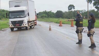Polícia rodoviária e militar divulgam balanço de poucas ocorrências no feriado - Ariquemes.