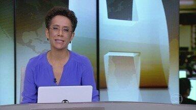 Jornal Hoje - Edição de Sábado, 30/12/2017 - Os destaques do dia no Brasil e no mundo, com apresentação de Zileide Silva