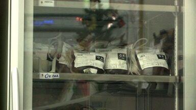 Baixo estoque de sangue no Hemoal preocupa - Hemocentro de Maceió está abero neste sábado até as 17h, esperando doadores.