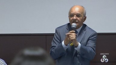 Preso, ex-governador do AM deve permanecer na sede da Polícia Federal, diz defesa - Melo e ex-secretários são suspeitos de envolvimento em esquema de propina.