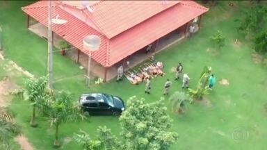 Prisão em Goiás onde rebelião deixou mortos vai passar por vistoria - A polícia de Goiás investiga se a ordem para assassinatos de agentes penitenciários no interior do estado partiu de dentro das cadeias.