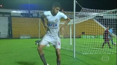 Veja os gols do primeiro dia da Copinha São Paulo - Veja os gols do primeiro dia da Copinha São Paulo