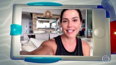 BBB Retrô - Deborah Secco - Deborah Secco relembra participação em edição e momentos marcantes do Big Brother Brasil.