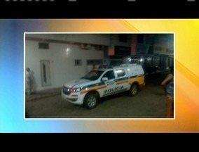Bandidos explodem duas agências bancárias em Dom Cavati, no Vale do Rio Doce - Moradores registraram imagens logo após as explosões.