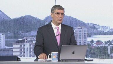 Bom Dia Rio - Edição de quinta-feira, 04/01/2018 - As primeiras notícias do Rio de Janeiro, apresentadas por Flávio Fachel, com prestação de serviço, boletins de trânsito e previsão do tempo.