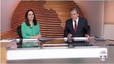 Bom Dia Brasil - Edição de quinta-feira, 04/01/2018 - O telejornal, com apresentação de Chico Pinheiro e Ana Paula Araújo, exibe as primeiras notícias do dia no Brasil e no mundo e repercute os fatos mais relevantes.