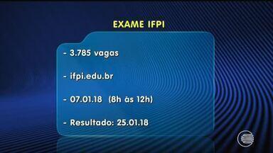 IFPI divulga locais de exame classificatório para mais de 3 mil vagas - IFPI divulga locais de exame classificatório para mais de 3 mil vagas