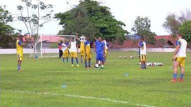 Esporte: com novos jogadores, Interporto se prepara para a Copa Verde - Esporte: com novos jogadores, Interporto se prepara para a Copa Verde
